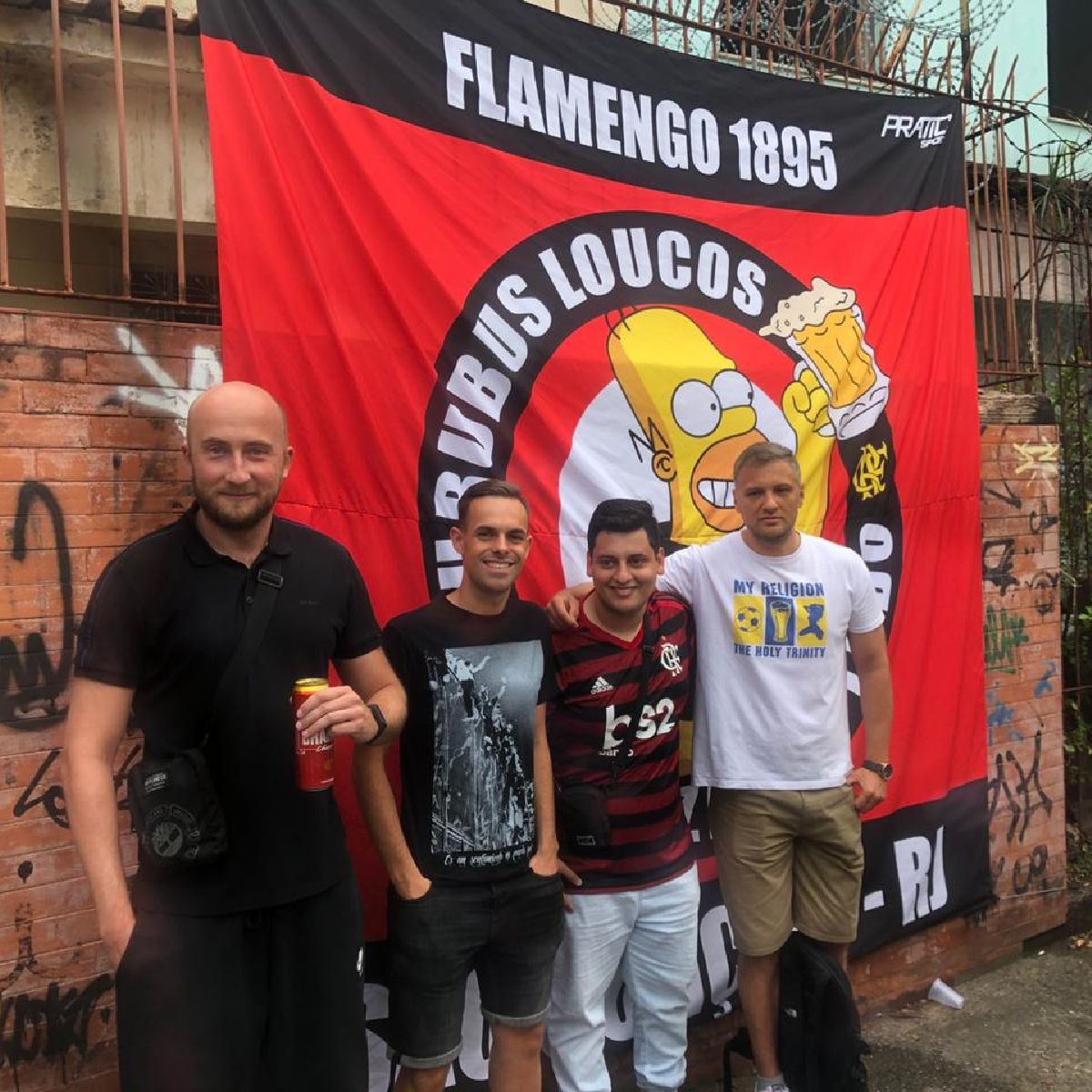 Day 10 - Flamengo Match Day Experience