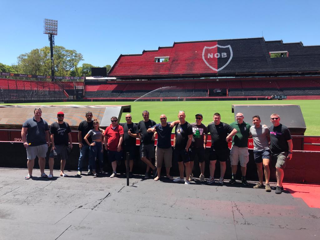 Day 7 (Optional) - Trip to Rosario and Newells Old Boys