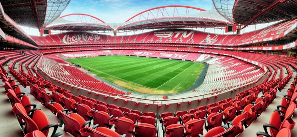 Benfica Stadium Tour and Time to Say Goodbye