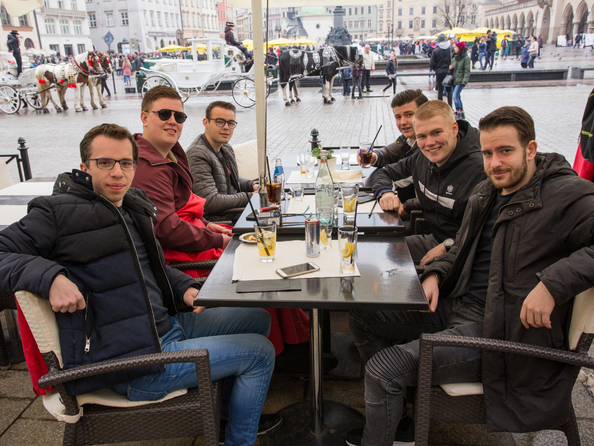 Day 3 - Free time and Goodbye Krakow