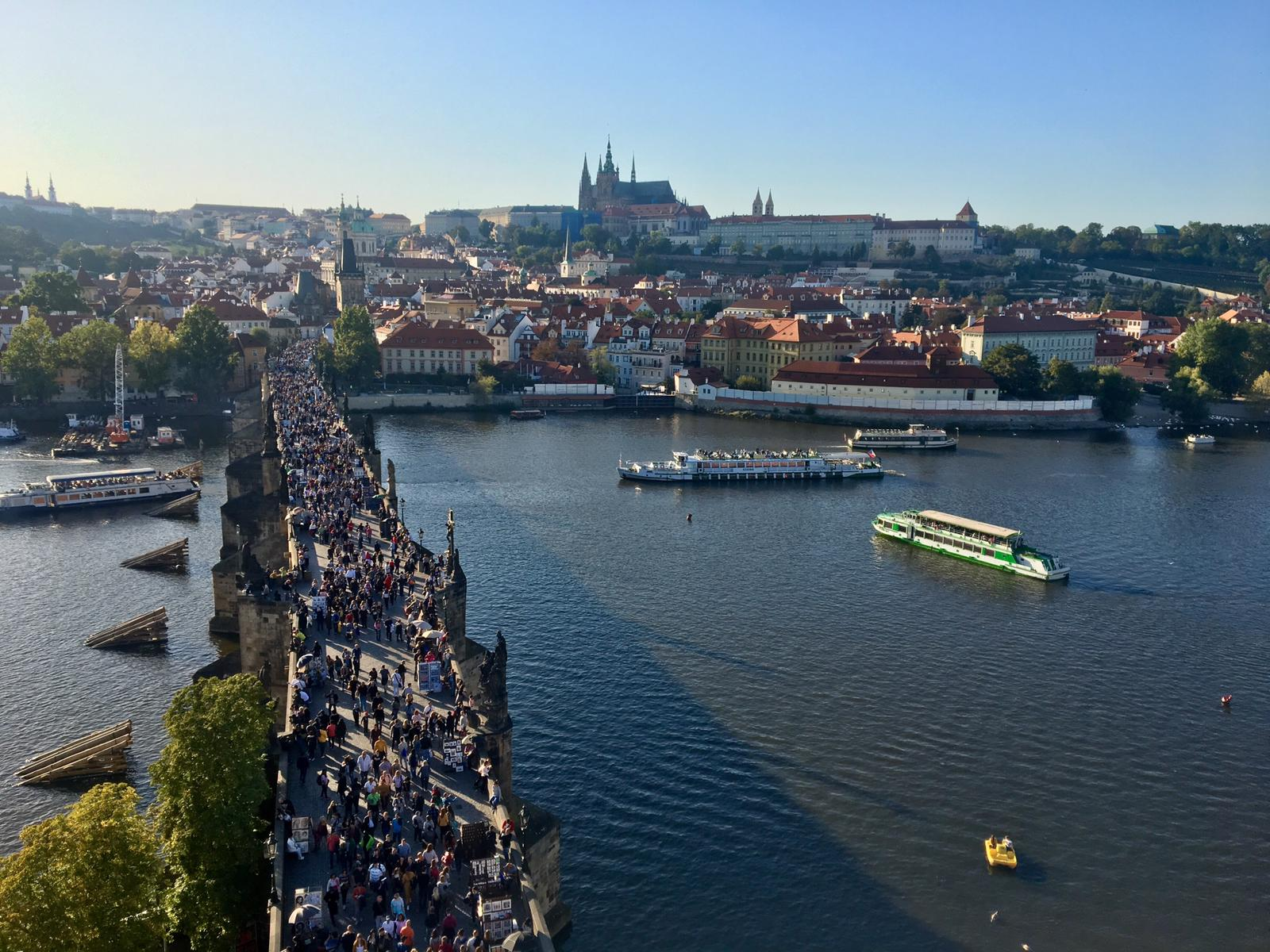 Day 1 - Welcome to Prague